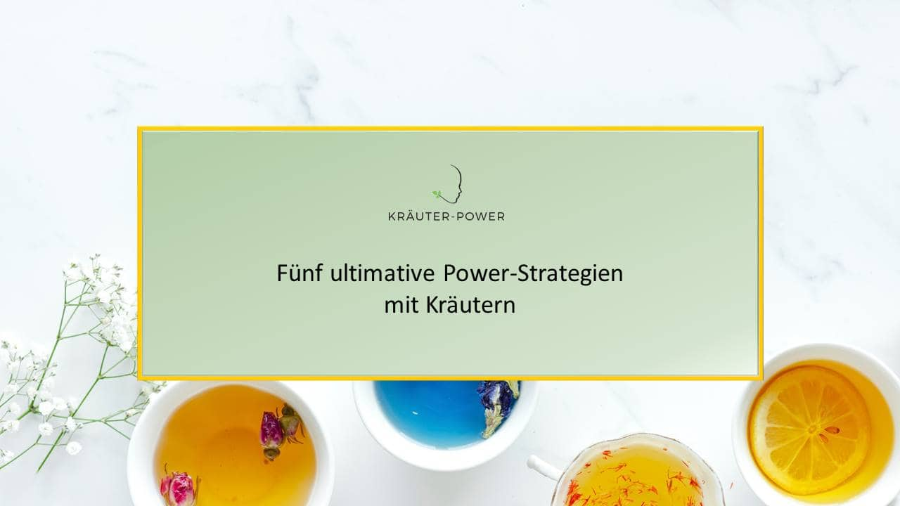 Powerstrategien