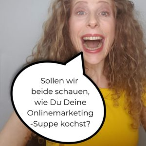 Onlinemarketing-Suppe