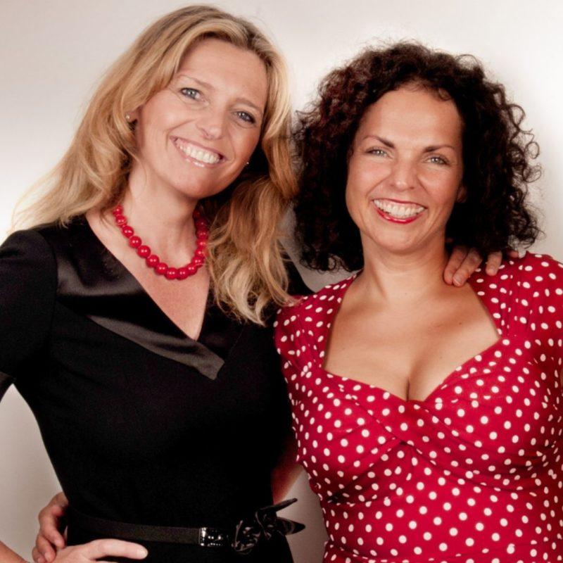 Susanne Pillokat-Tangen und Nicole Frenken